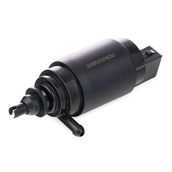 Windscreen Washer Pump RIDEX 794W0017 4064138109017