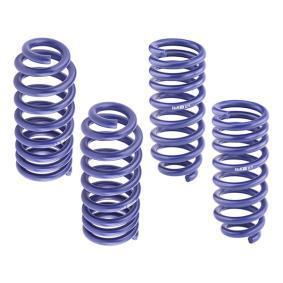 2008 KIA Ceed ED 1.4 Suspension Kit, coil springs 29083-7