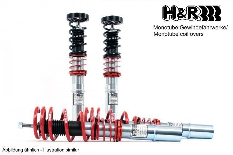 H&R  29251-1 Suspension Kit, coil springs / shock absorbers