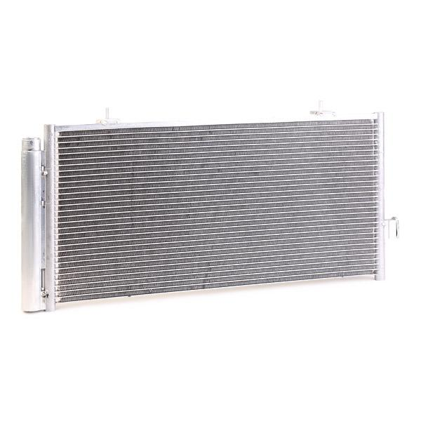 Kondensator Klimaanlage RIDEX 448C0322 4064138117968