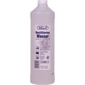 Destilliertes Wasser VELIND 31057 für Auto (1l, Flasche)
