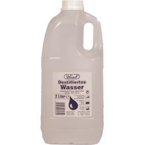Destilliertes Wasser VELIND 31354 für Auto (2l, Flasche)