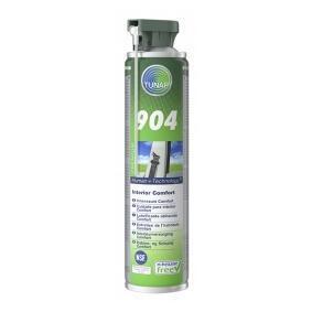 Motor- und Kraftstoffsystem-Reiniger TUNAP MP90400300B für Auto (Sprühdose, Inhalt: 400ml)