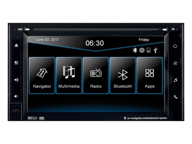 Multimedia-Empfänger VN630W ESX VN630W in Original Qualität