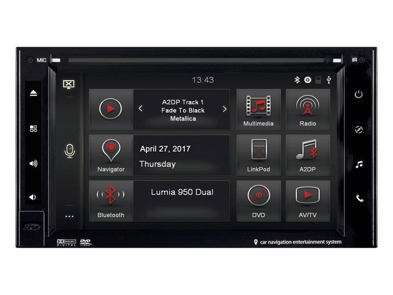 Multimedia-Empfänger ESX VN630W Erfahrung
