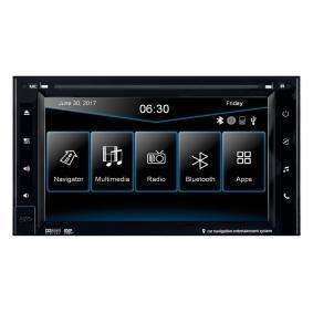 Multimedia-vastaanotin Bluetooth: Kyllä VN630W