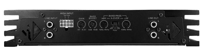 Audioförstärkare HELIX B TWO rating