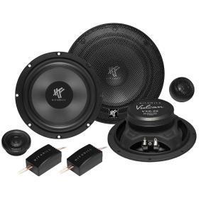 Speakers Hoeveelheid: Paar, Ø: 166mm VX62E