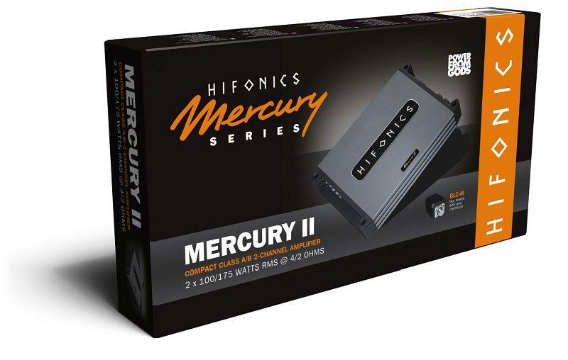 Audioförstärkare HIFONICS MercuryII Expertkunskap