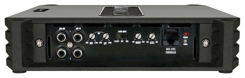 Audioförstärkare HIFONICS Mercury II 806586220678