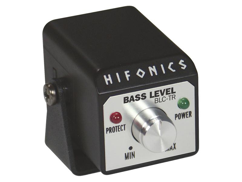 Audioförstärkare HIFONICS TritonIV Expertkunskap
