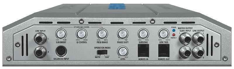 Audioförstärkare HIFONICS HerculesX4 rating