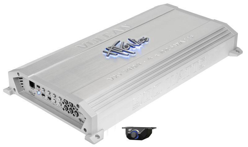 Audio-versterker VXI9404 HIFONICS VXI9404 van originele kwaliteit