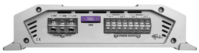Audio-versterker HIFONICS VXI9404 expert kennis