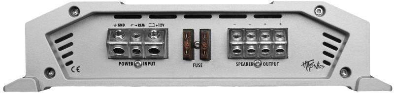 Audio Amplifier HIFONICS VXI1201 rating