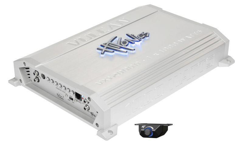 Audio Amplifier VXI2000D HIFONICS VXI2000D original quality