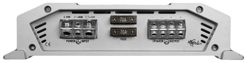 Audio Amplifier HIFONICS VXI2000D expert knowledge