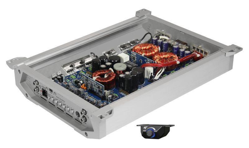 Audio Amplifier HIFONICS VXI2000D 0806586221576