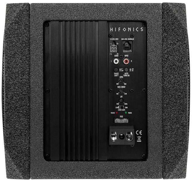 Amplified sub HIFONICS ZX82A Erfahrung