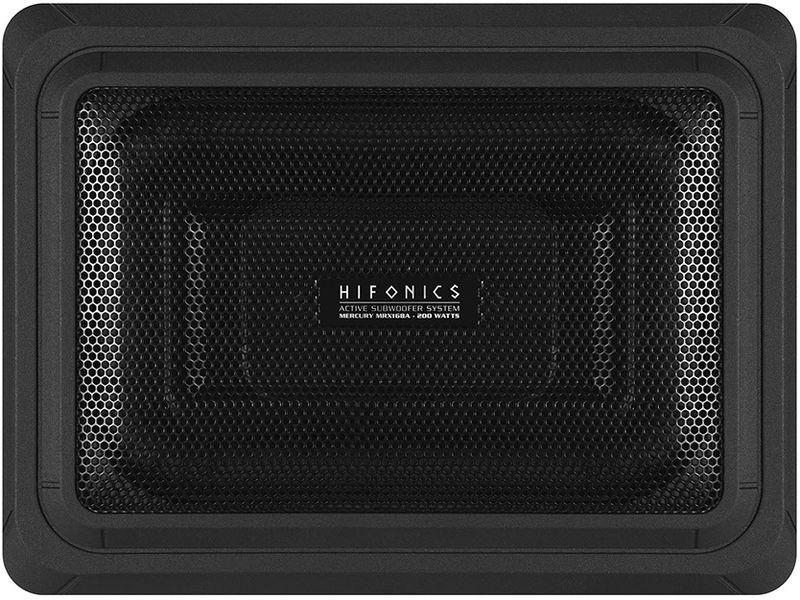 Aktiv-Subwoofer HIFONICS MRX168A Erfahrung