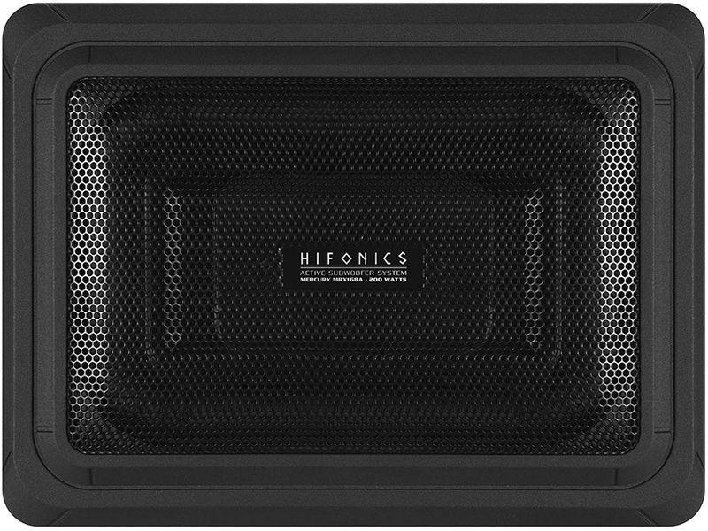 Active subwoofer HIFONICS MRX168A expert knowledge