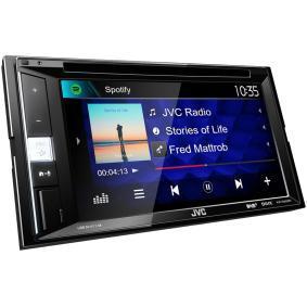 Multimediamottagare TFT, Bluetooth: Ja KWV255DBT
