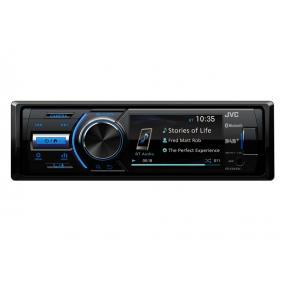 Stereo Potenza: 45x4W KDX561DBT