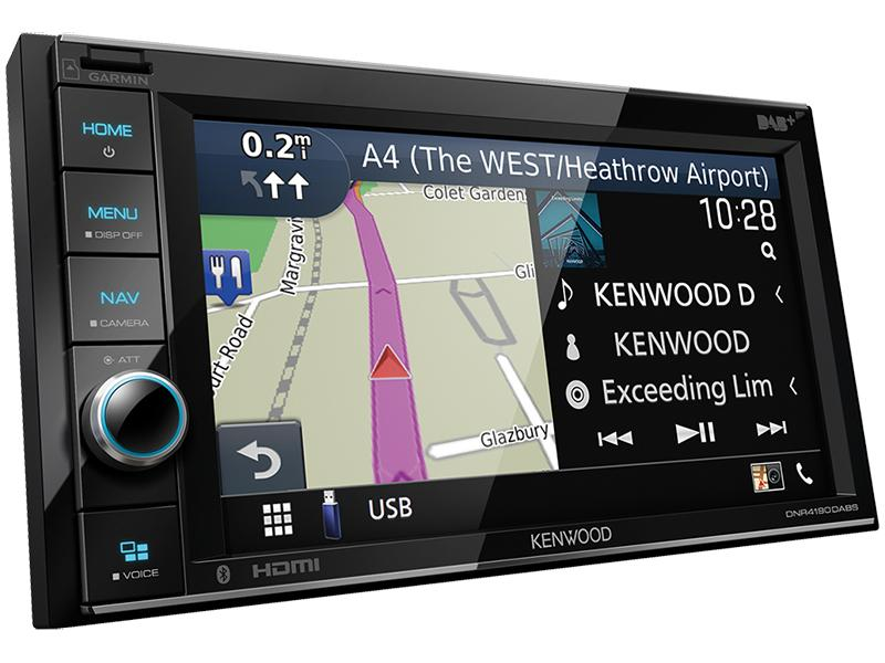 Multimedia-Empfänger KENWOOD DNR4190DABS Erfahrung