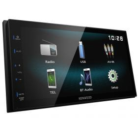 Multimedia-Empfänger TFT, Bluetooth: Ja DMX120BT