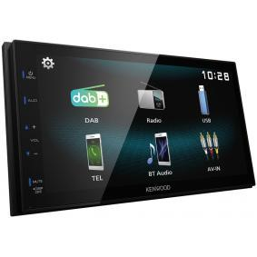 Lettore multmediale TFT, Bluetooth: Sì DMX125DAB