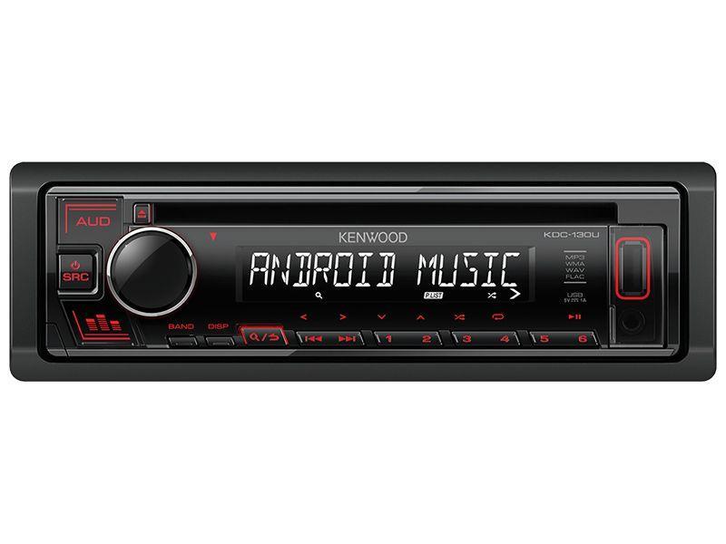 radio KENWOOD KDC-130UR Erfahrung