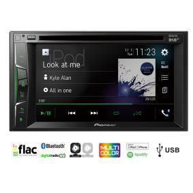 Odtwarzacz multimedialny Bluetooth: Tak AVHA3200DAB