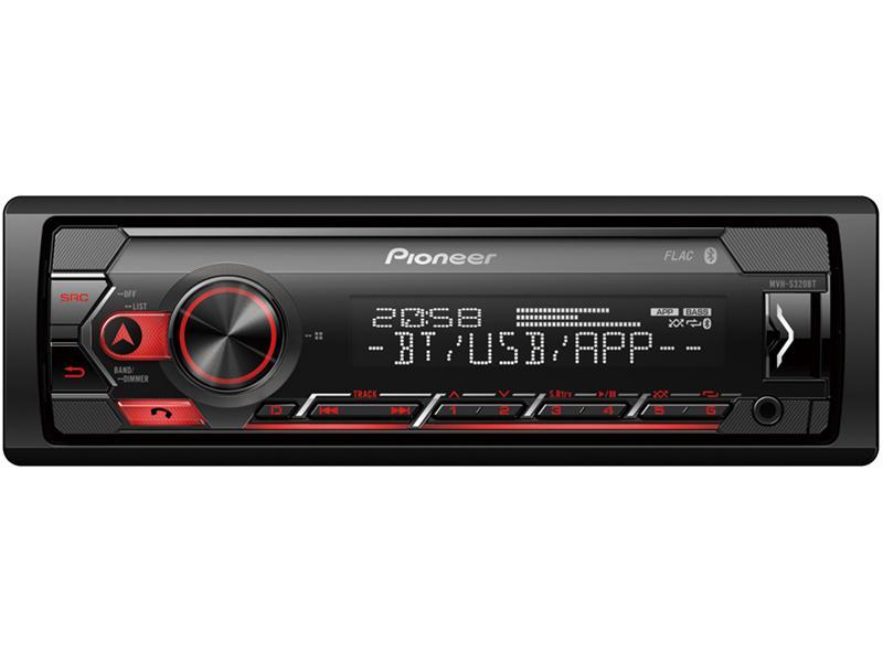 radio PIONEER MVH-S320BT 4988028434372