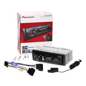 Stereo Moc silnika: 4x50W MVHS320BT