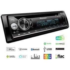 Stereo Výkon: 4x50W DEHS720DAB