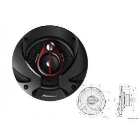 Speakers PIONEER TS-R1750 TS-R1750