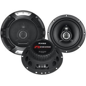 Speakers Hoeveelheid: Paar, Ø: 165mm RX62