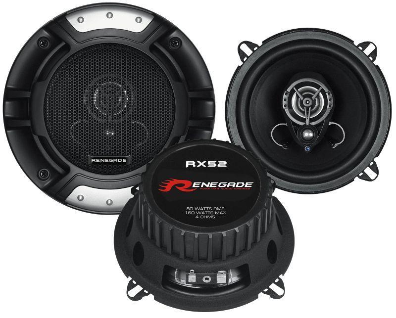RENEGADE  RX52 Lautsprecher Mengeneinheit: Paar, Ø: 130mm