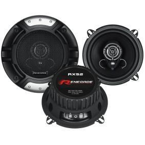 Haut-parleurs Unité quantitative: Paire, Ø: 130mm RX52