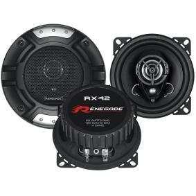 Speakers Quantity Unit: Pair, Ø: 100mm RX42