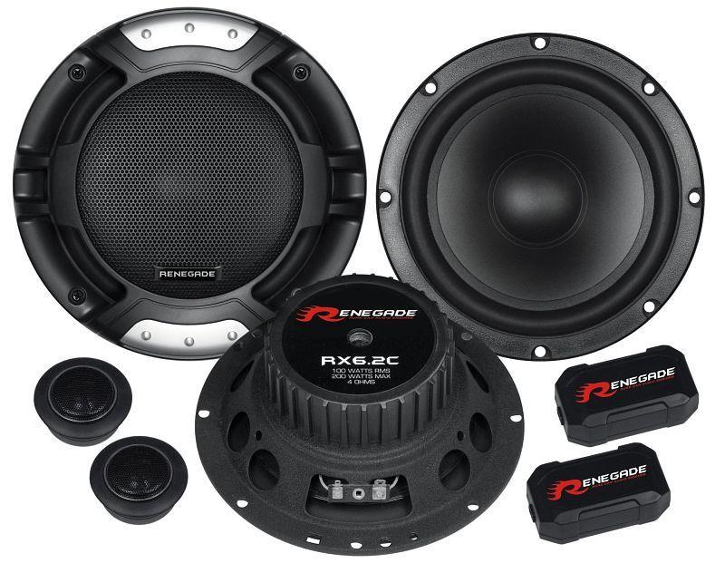Speakers RX6.2C RENEGADE RX6.2C van originele kwaliteit