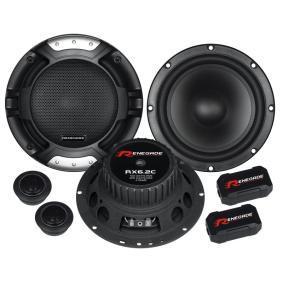 Speakers Hoeveelheid: Paar, Ø: 165mm RX62C