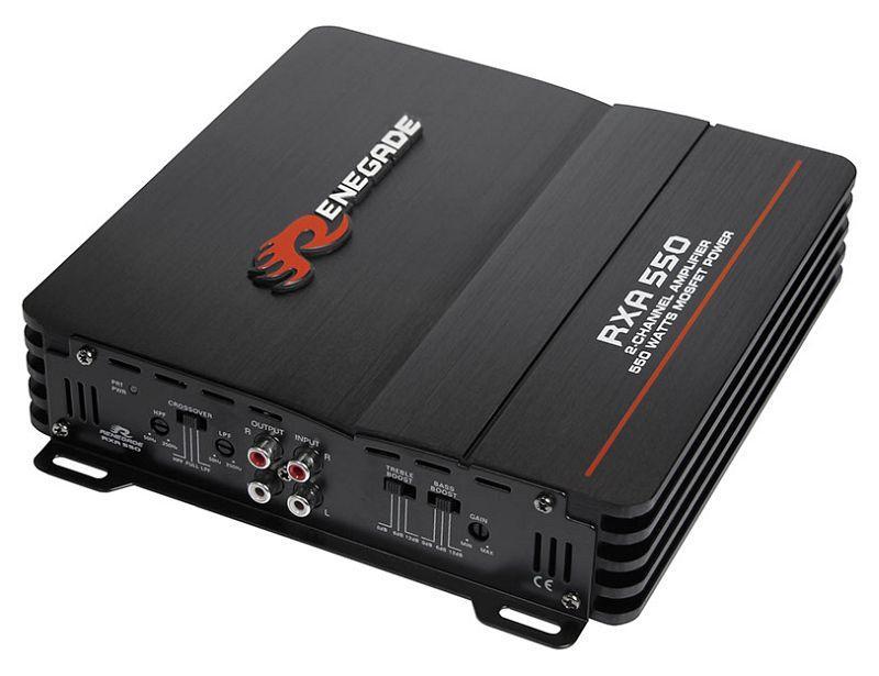 Audioförstärkare RXA550 RENEGADE RXA550 original kvalite