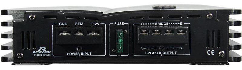 Audio-versterker RENEGADE RXA550 waardering