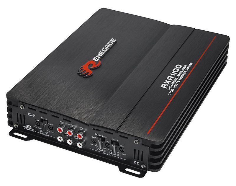 Audio-versterker RXA1100 RENEGADE RXA1100 van originele kwaliteit