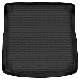 Car boot liner Width: 118cm 4731A0002 AUDI A4 Avant (8K5, B8)