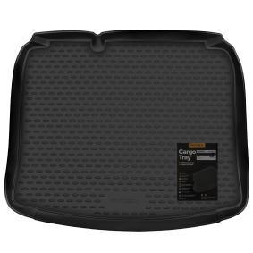 Car boot liner Width: 120cm 4731A0012 AUDI A3 Sportback (8PA)