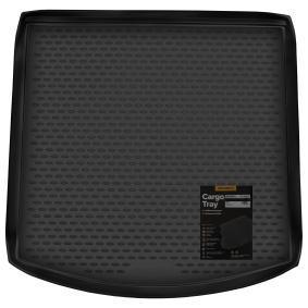 Csomagtartó / csomagtér tálca Szélesség: 105cm 4731A0013 VW TOURAN (1T1, 1T2)