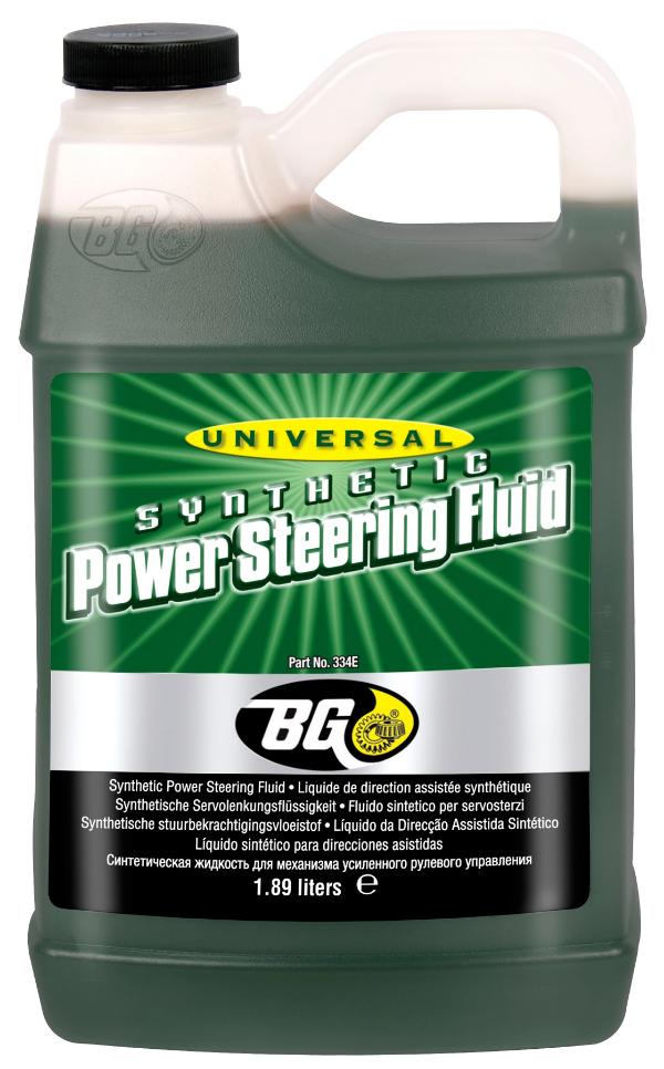 BG Products Power Steering 334 Servolenkungsöl