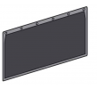 OEM Faldilla guardabarro Z002140300 de ALU-SV